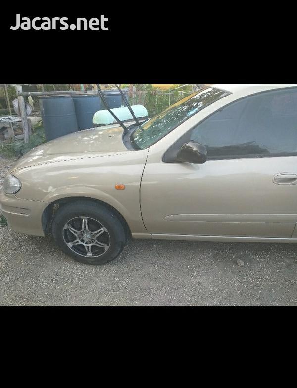 Nissan Sunny 1,6L 2002-1