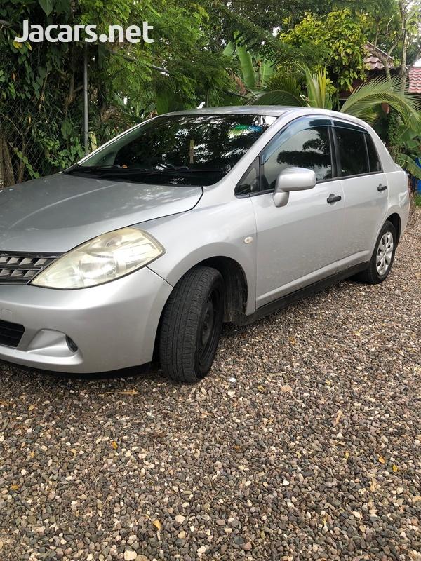 Nissan Tiida 1,5L 2011-2