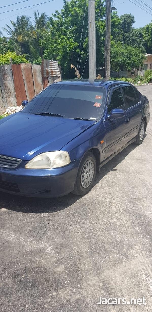 Honda Civic 0,5L 2000-1