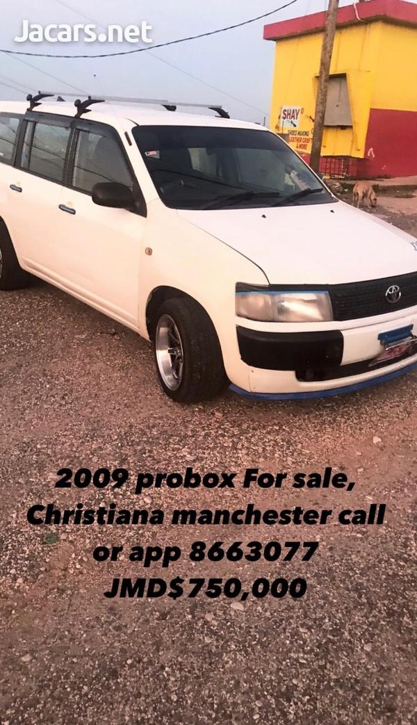 Toyota Probox 1,4L 2009-1