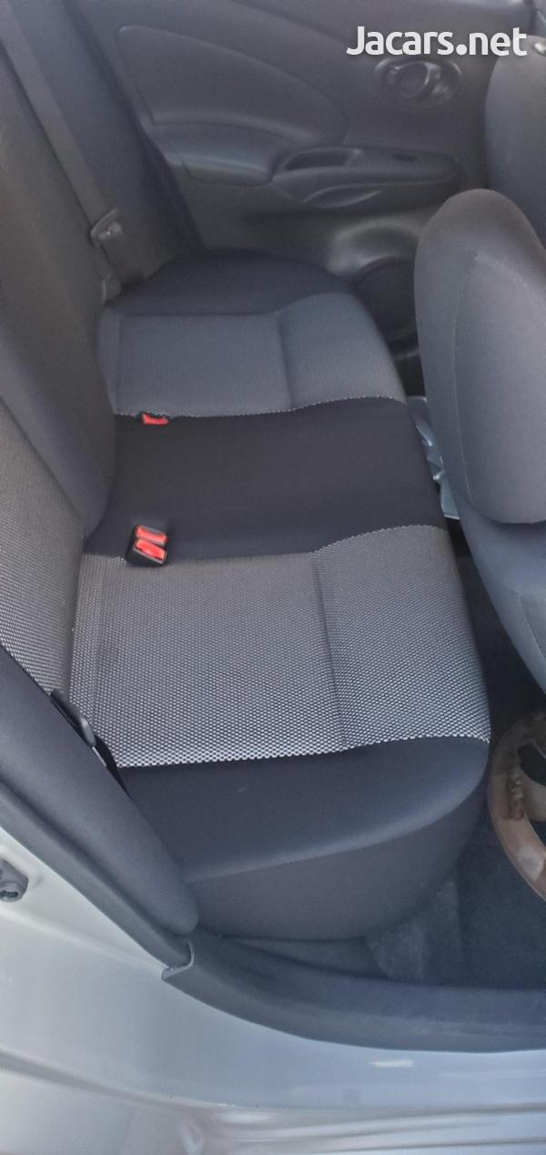 Nissan Latio 1,2L 2017-16