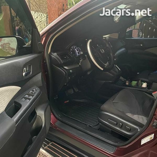 Honda CRV 2,6L 2015-4