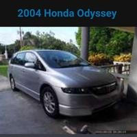 Honda Odyssey 2,4L 2004