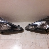 Honda Fit RS HID headlights