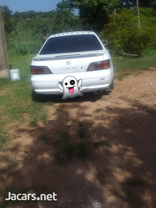Toyota Levin 1,6L 1999-2