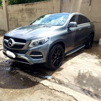Mercedes-Benz GLE-Class 3,0L 2017