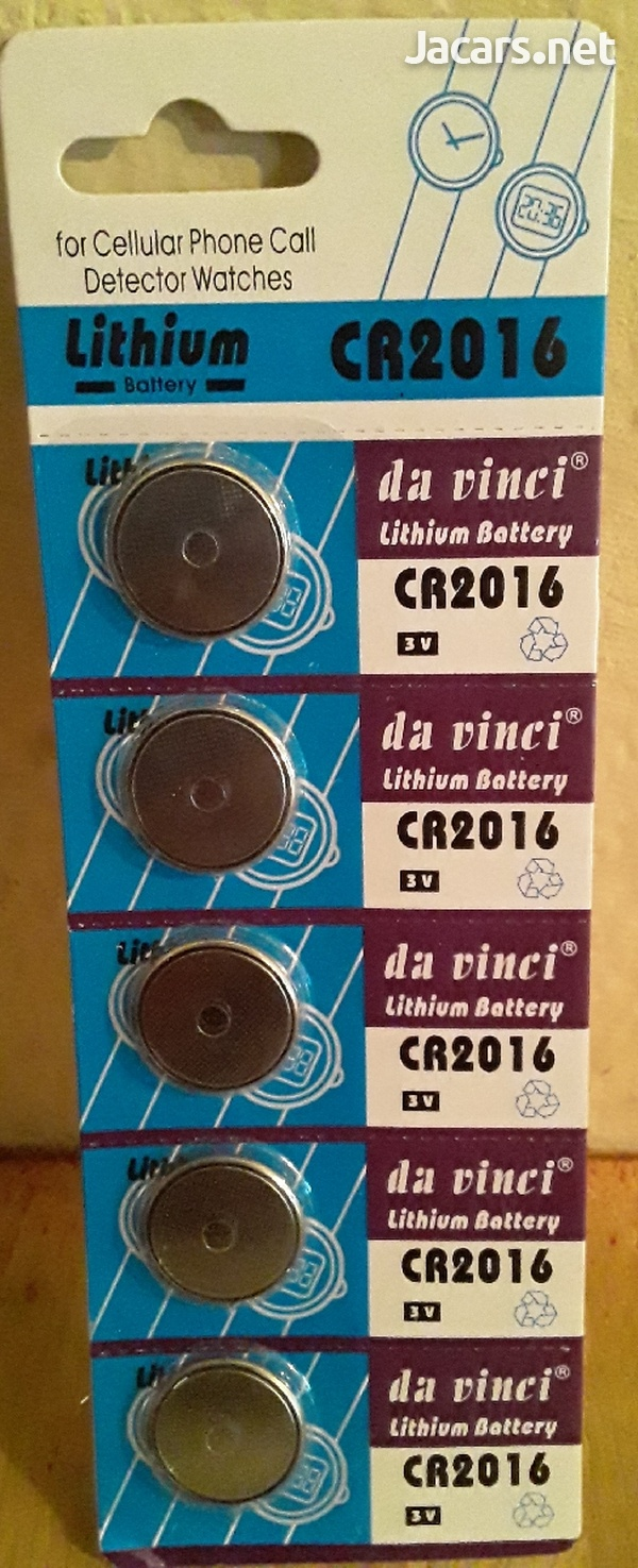 Lithium Remote Battery-2