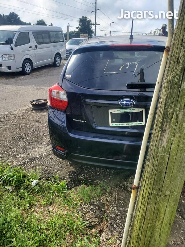 Subaru Impreza 1,5L 2015-8