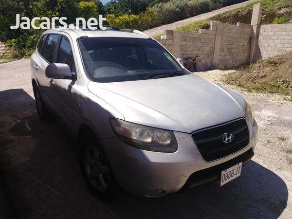 Hyundai Santa Fe 2,2L 2009-16
