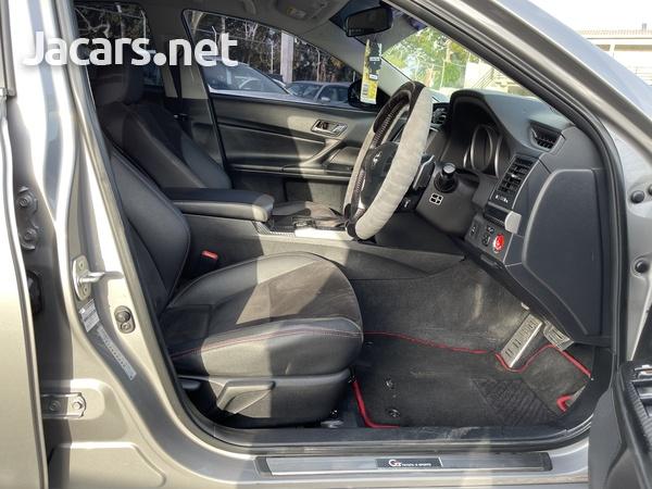 Toyota Mark X 3,5L 2013-10