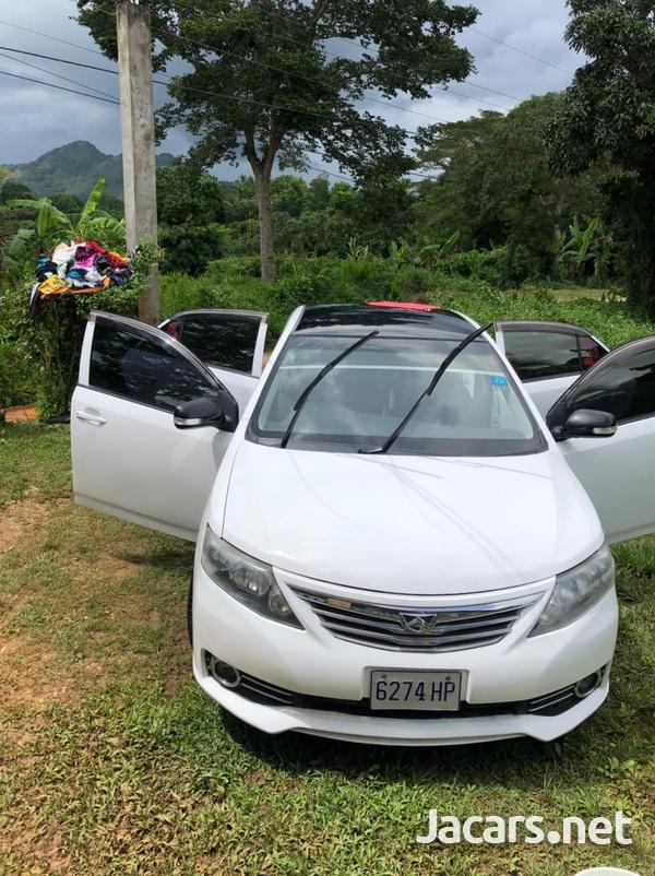 Toyota Allion 1,8L 2012-1