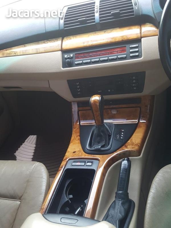 BMW X5 3,0L 2003-7