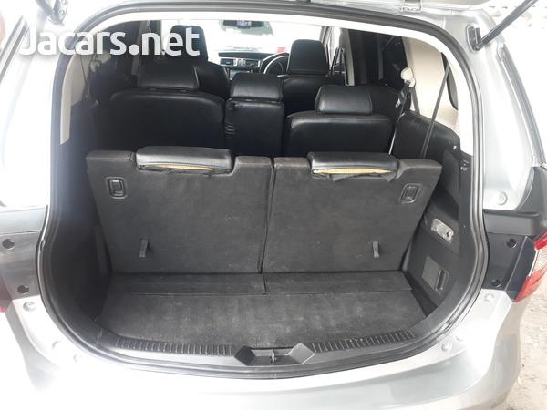 Nissan LaFesta 2,0L 2012-6