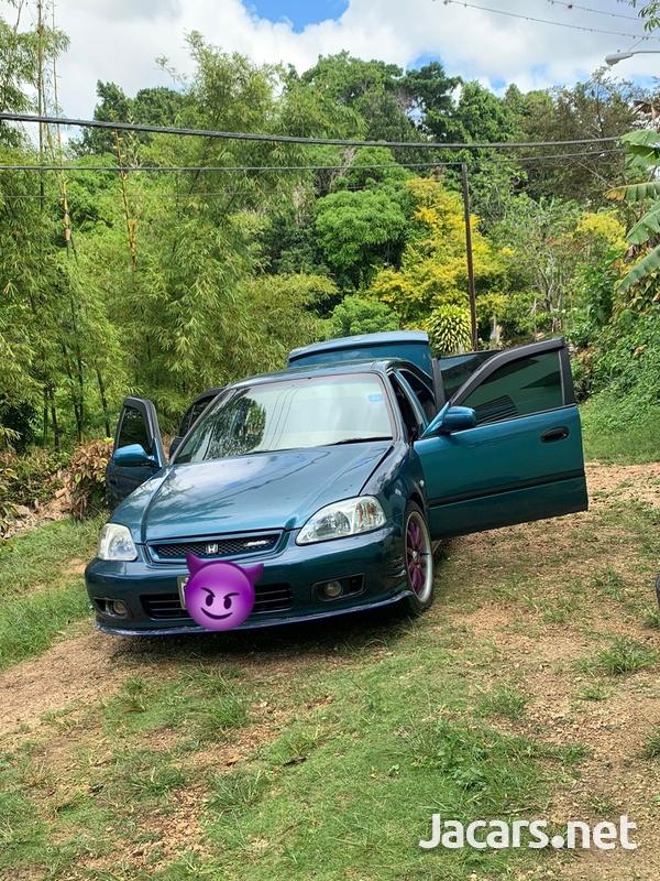 Honda Civic 1,6L 1999-2