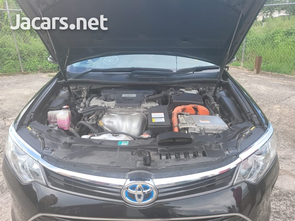 Toyota Camry 2,0L 2016-9