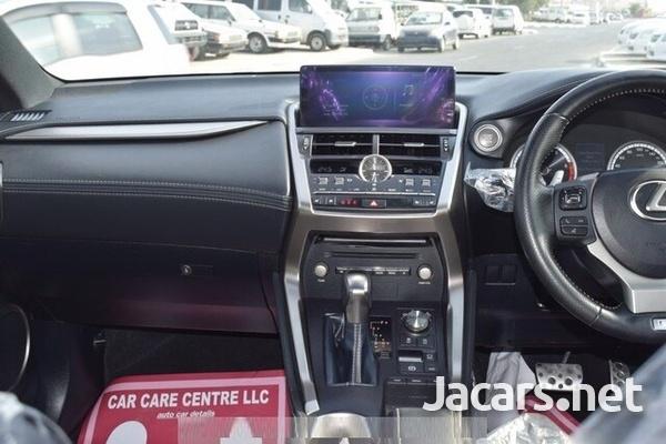 Lexus NX 2,0L 2018-2