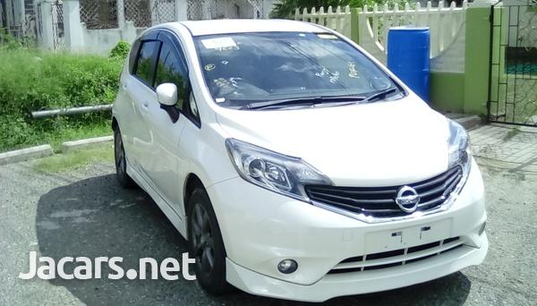 Nissan Note 1,2L 2016-12