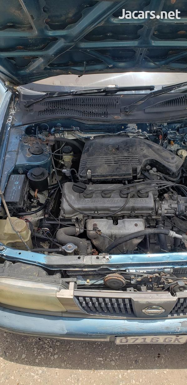 Nissan B14 2,0L 1994-3