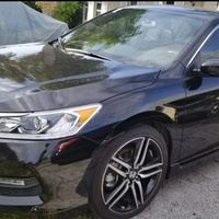 Honda Accord 2,0L 2017