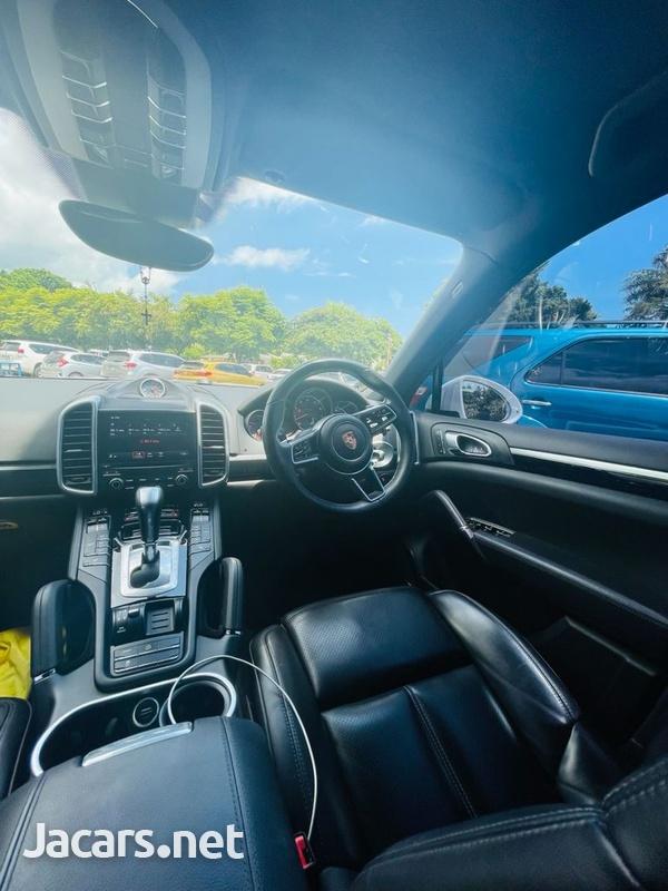 Porsche Cayenne 3,6L 2018-9