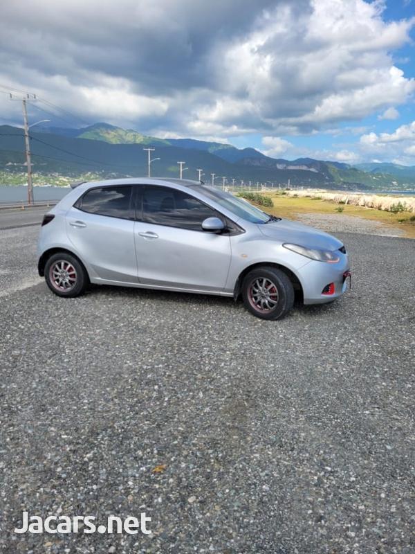 Mazda 2 1,5L 2008-2
