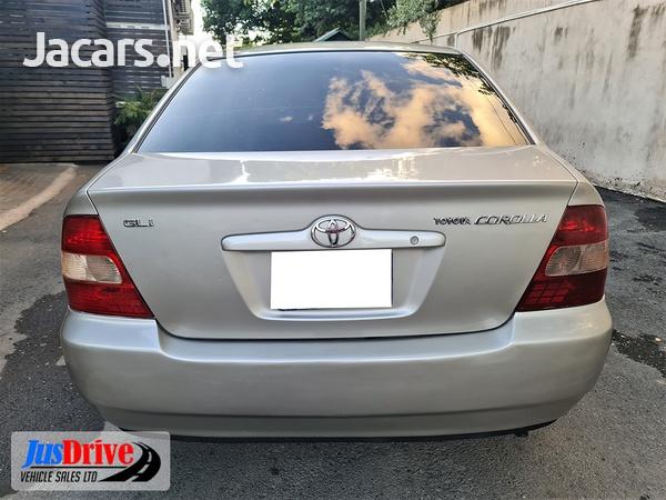 Toyota Corolla 1,5L 2002-5