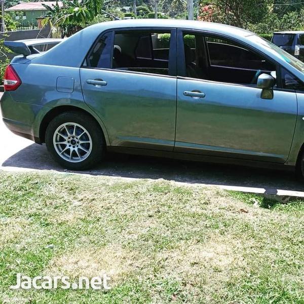 Nissan Tiida 1,7L 2007-3