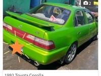 Toyota Corolla 1,3L 1992