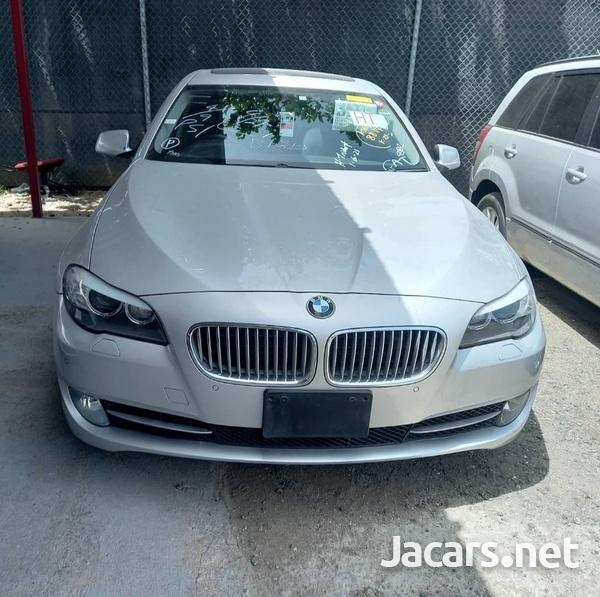 BMW 5-Series 3,5L 2012-1