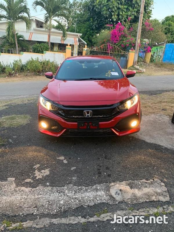 Honda Civic 1,5L 2019-4