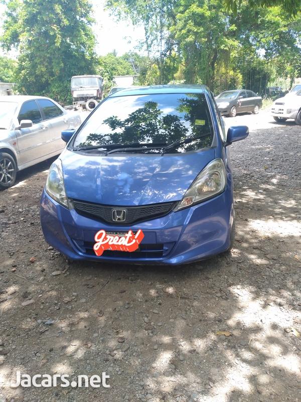 Honda Fit 1,5L 2011-8
