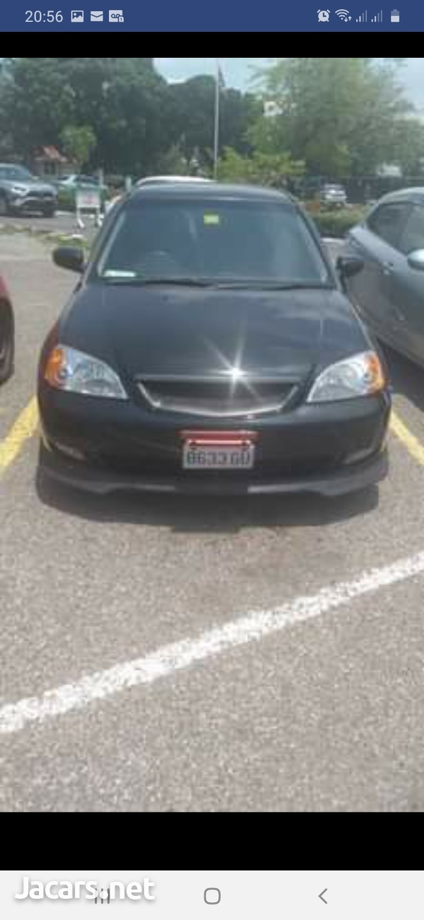 Honda Civic 1,6L 2003-5