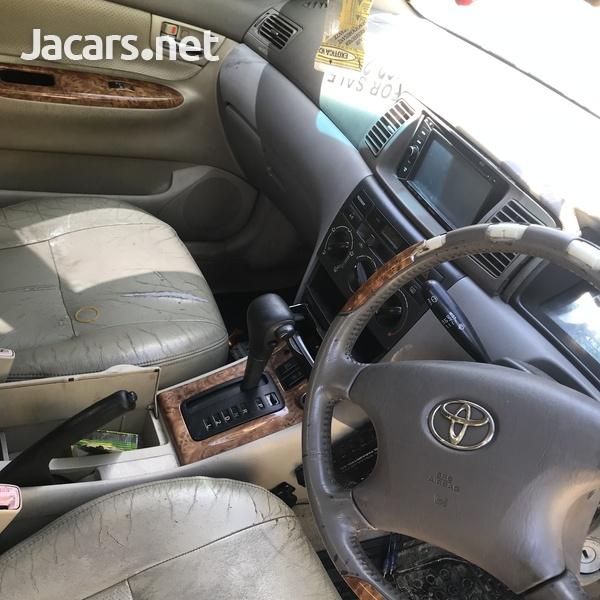 Toyota Corolla 1,6L 2002-4