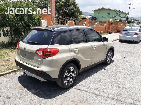 Suzuki Vitara 1,6L 2017-2