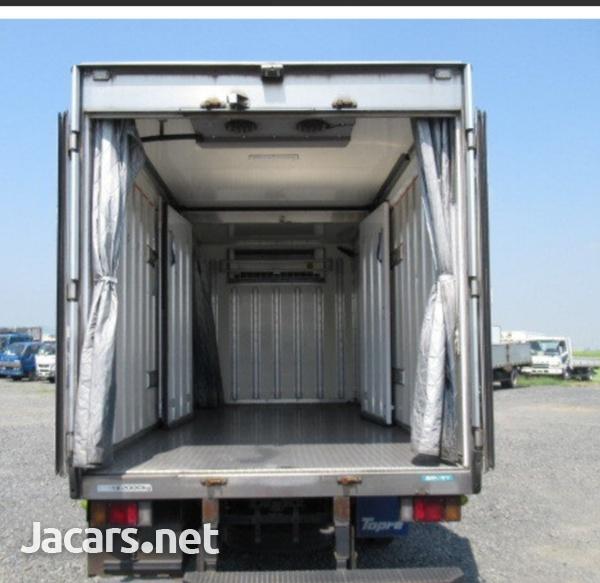 2015 Isuzu Elf Refrigerated Truck, IN TRANSIT-8