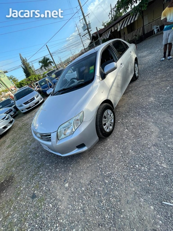 Toyota Axio 1,5L 2011-1