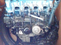 Cbr 600rr motor engine 2007 and up