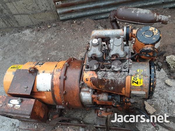 Heavy duty generator-1