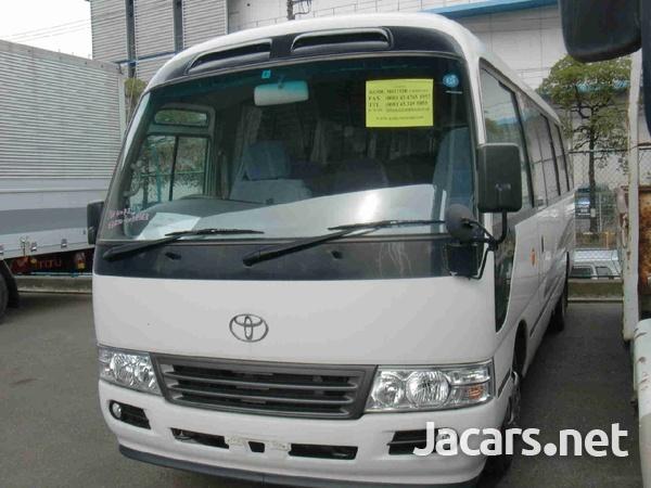 2011 Toyota Coaster Bus-4