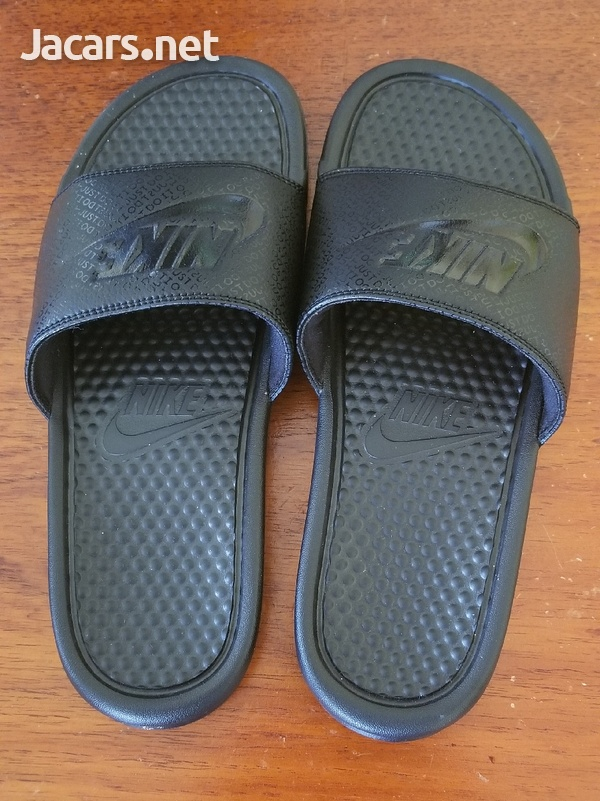 Original Brand New Puma/Adidas/Nike Slides, Sizes 8 - 10-5