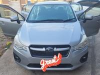Subaru Impreza 1,5L 2013