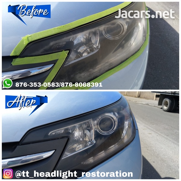 Headlight cleaning-2