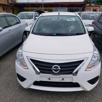 Nissan Latio 1,3L 2017