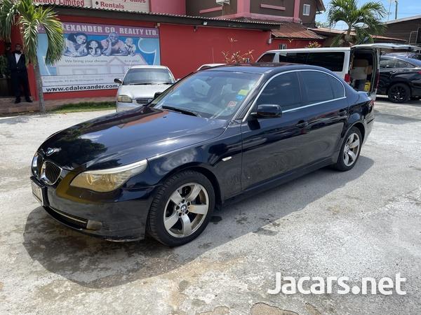 BMW 5-Series 3,0L 2008-1