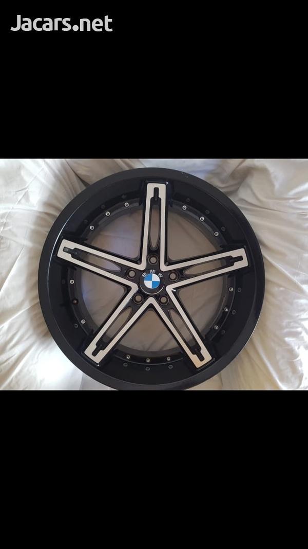 20 Inch Bmw Rims 5 lugs-2
