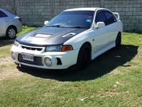 Mitsubishi Evolution 2,2L 1997