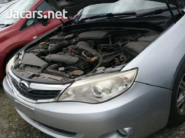 Subaru Impreza 1,5L 2010-4