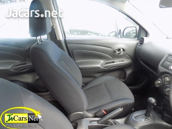 Nissan Latio 1,1L 2014-3