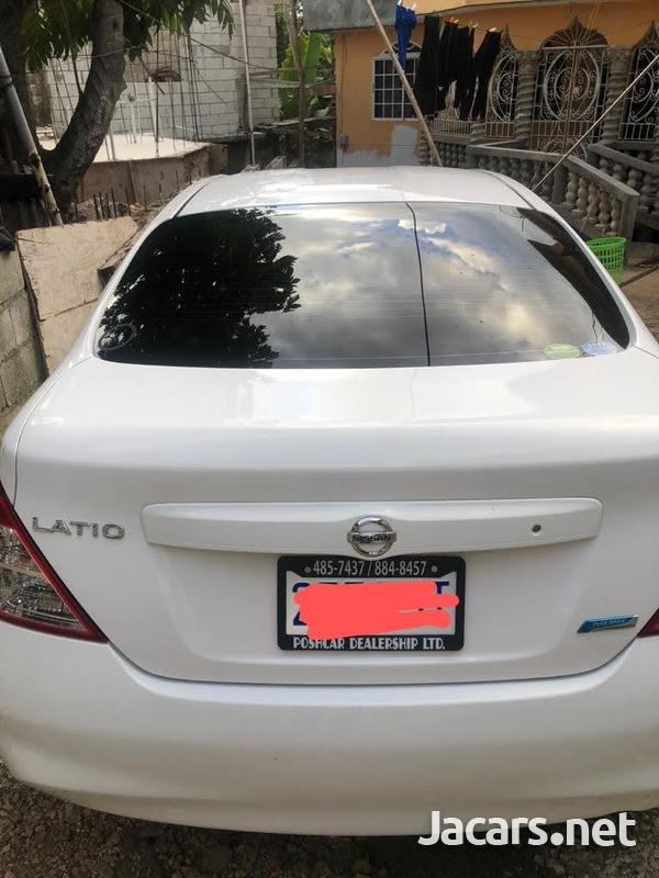Nissan Latio 1,1L 2015-3