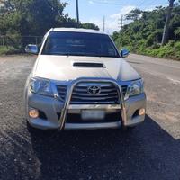 Toyota Hilux 2,9L 2013